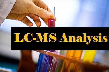 LC-MS Analysis