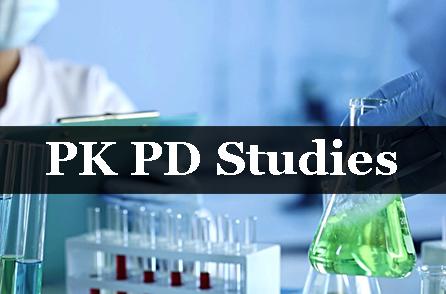 Pharmacokinetics and Pharmacodynamics (PK/PD) Studies