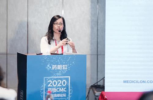 Zhou Xiaotang, Senior Director of Medicilon Biopharmaceuticals Department