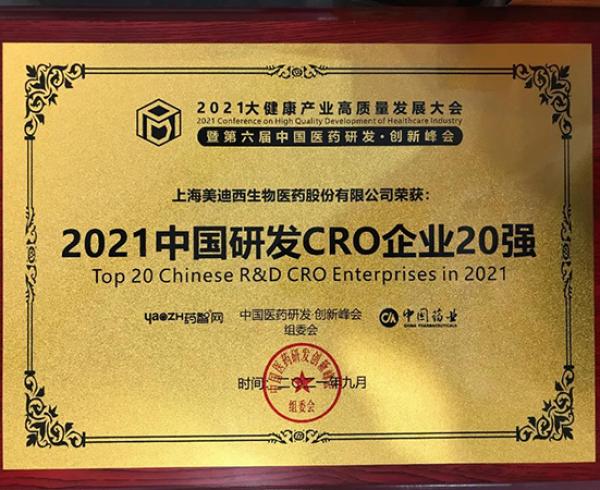 Top-Chinese-RD-CRO-Enterprises-in-2021